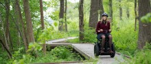 Wheelchair innovator follows up successful crowdfunding loan with equity campaign on FundedByMe