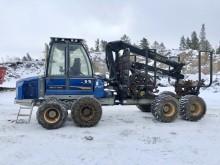 Stor efterfrågan på skogsmaskiner – Rottne gick för toppris