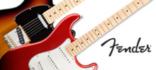 FENDER® INTRODUCES NEW AMERICAN SPECIAL SERIES GUITARS