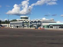 Fortsatt stark passageraretillväxt på Växjö Småland Airport