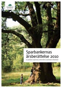 Sparbankernas årsberättelse,62 sparbankers rapportering sammanställd av Sparbankernas Riksförbund
