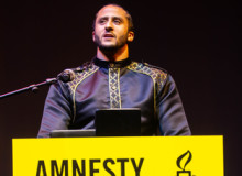 ​Colin Kaepernick tilldelas Amnesty Internationals Ambassador of Conscience Award 2018
