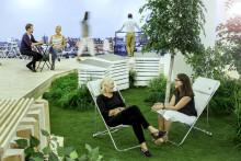 Diligentia skapar Stockholm citys coolaste utsikt med torräng och krattskog