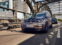 BMW i3 oppgraderes: Større batteri – lengre rekkevidde