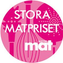 Allt om Mat:s Stora Matpris till svensk skolmatsdebattör