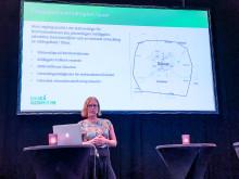 Tillväxt och nyheter under Load Up Norths första dag i Umeå