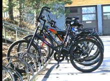 Kraftig ökning av cykelstölderna i år
