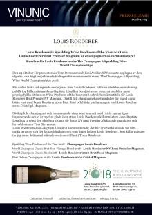 Louis Roederer- bäst igen!
