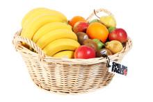 Smiling Faces kunder gläds åt schyssta bananer!