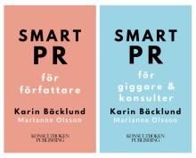 PR-konsult släpper bokserie om PR