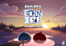 Angry Birds journey to the Winter Wonderland of Finland