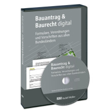 Bauantrag & Baurecht digital, Version 01/2019