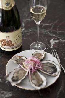 de Venoge Blanc de Noirs, starten på en ny Champagnetrend?