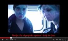 Pussy Riot stödjer Ordfronts Bolotnajakampanj