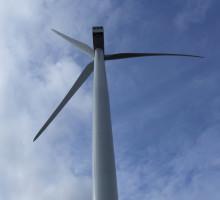 Gårdstens vindkraftverk blir permanent