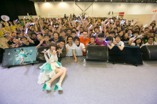 ​Celebrating the J-Wave Revolution at CharaExpo 2015