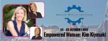 Empowered Women-event lockar internationellt erkänd föreläsare till Stockholm