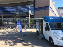 Beratungsmobil der Unabhängigen Patientenberatung kommt am 1. Juni nach Lindau.
