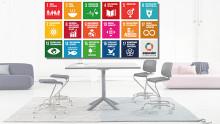 """Trä- och Möbelföretagen, TMF, på Stockholm Furniture & Light Fair 2019: """"Agenda 2030 skapar konkurrensfördelar för svensk möbelindustri"""""""