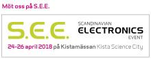 Tema fordonsindustri – inblick i framtiden på ny temadag på S.E.E. den 24 april