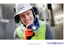 LeaseGreen's Annual Report 2017