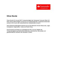 Vita Oliver Burda