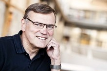 Leif Groop tilldelades J.W. Runebergs pris