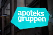 Apoteksgruppen befäster sin marknadsposition