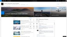 Uppdateringar i SharePoint Online och SPFx