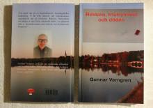 Ny kriminalroman om högstadieskola i Lindesberg