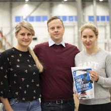 Svenskt Kosttillskott har utnämnts till Gasellföretag 2018!
