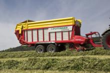 TREJON lanserar nya Pöttinger Europrofi Combiline ensilagevagn