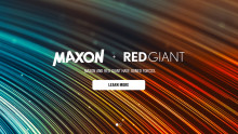 Maxon and Red Giant Merger Completed