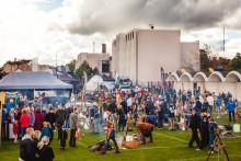 Andra upplagan av Sweden Outdoor Festival blev en publiksuccé