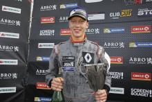 Joel Jern vann allt när Renault Clio Cup gästade Finland