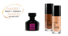 Två av The Body Shops innovationer nominerade till Swedish Beauty & Cosmetics Awards