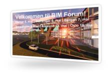 Velkommen til BIM Forum!