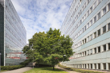 Akademiska Hus energieffektiviserar Frescati i Stockholm