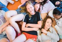 """""""After school""""-aktiviteter är populärt bland eleverna på Erlaskolan Södra."""