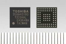 Toshiba Introduces the Industry's First Bridge ICs That Convert 4K HDMI® to MIPI® CSI-2