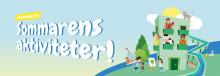Stockholms allmännytta satsar på sommaraktiviteter för barn och ungdomar