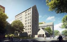 Akademiska Hus bygger studentbostäder i egen regi på KTH Campus