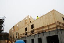 Første CLT-boligblok opføres i Næstved bymidte