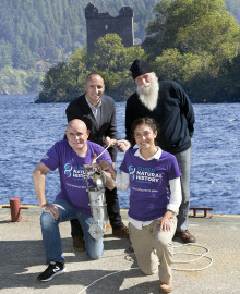 Hunt for Nessie's neighbours underway