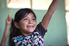 Sveriges röst behövs för flickors rättigheter