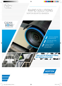 Rapid Solutions - Norton BearTex banden