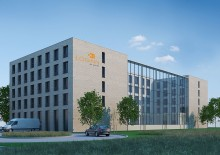 LOGINN by ACHAT: Erstes Premium-Budget-Hotel an der Leipziger Messe öffnet ab Herbst 2017 seine Tore