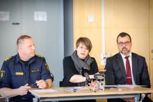 Ökad trygghet i fokus för Malmö stads och Malmöpolisens nya samverkansavtal