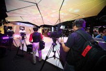 Panasonic Aims for Seamless Total System Solutions & Integration at BroadcastAsia 2013