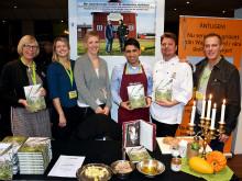 Värmländsk kokbok släpptes på bokfestival